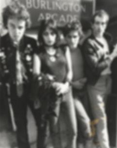 The Adverts, band, Burlington Arcade, London, Don Letts, Punk Rock Movie, Westway to the World, Punk: Attitude, Joe Strummer, Clash, Slits, punk, post-punk