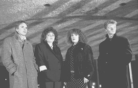 Newcastle bands, Movietone, Civic Centre 1986 b