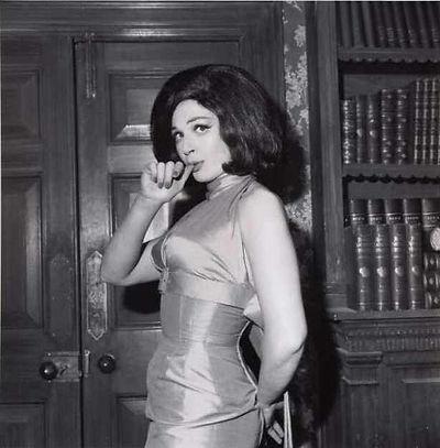 Fenella Fielding in Old Dark House (Hammer Film) 1963