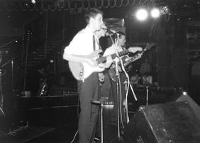 Daintees, Martin Stephenson, Newcastle Tiffanys 1982 b