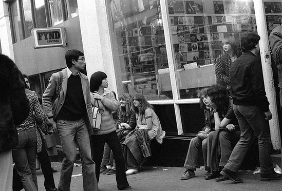 Kard Bar, Fynd, Handyside Arcade, Newcastle Upon Tyne, Wants list, Record Shops, Newcastle Upon Tyne, punk, post-punk, Simon McKay