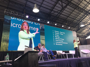 Silicon Valley Forum: la Revolución Digital desafía a la producción agrícola