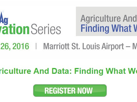 2016 PrecisionAg Innovation Series Meeting Slated For St. Louis