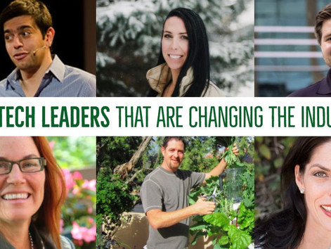 6 AgTech Leaders Changing the Industry