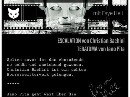 FRIGHT NIGHTS 2021 - TERATOMA / ESCALATION