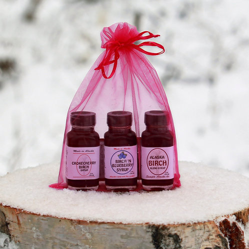 3-Pack Syrup Gift Set