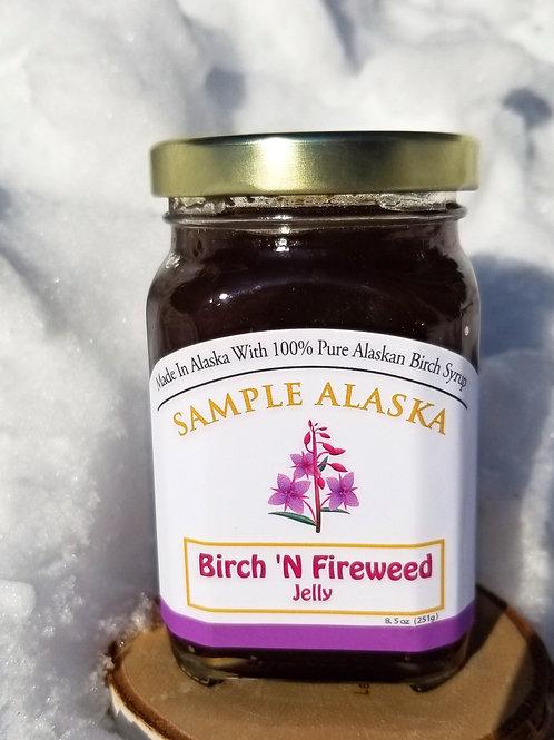 Birch 'N Fireweed Jelly