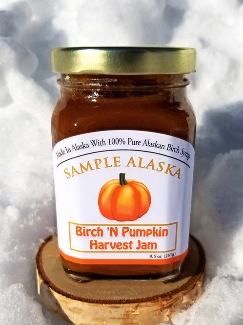 Birch 'N Pumpkin Harvest Jam