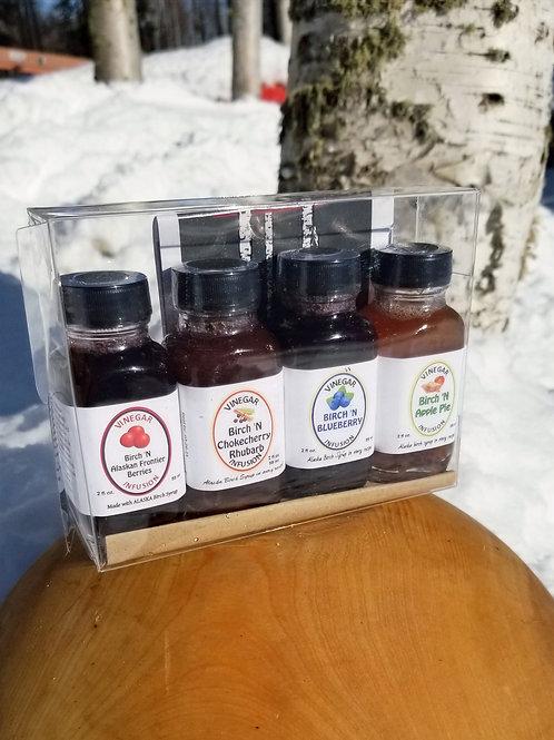 Boxed Vinegar Gift Set