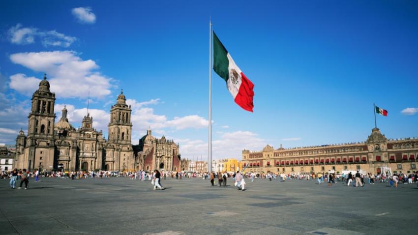 Mexico DF.