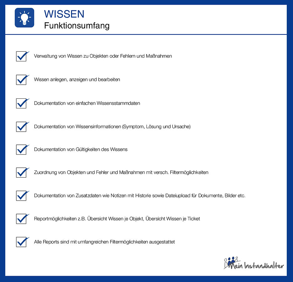 MeinInstandhalter-Wissensmanagement-Funktionsumfang-Dokumentation-Wissensinformationen