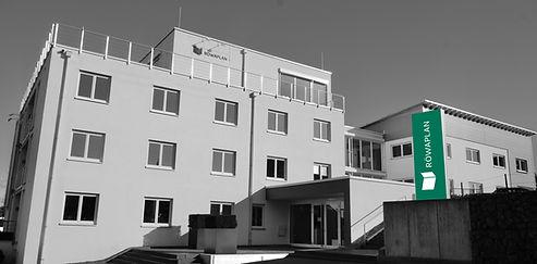 Gebäude RÖWAPLAN AG