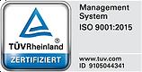 TÜVRheinland Zertifizierung RÖWAPLAN AG