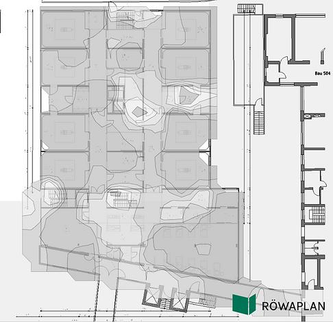 Vor-Ort-Analyse WLAN-AUSLEUCHTUNG RÖWAPLAN AG