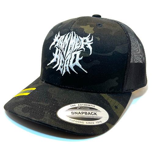 Dark Camo Hammerhead 2020 Yupoong Trucker Hat