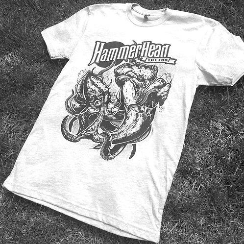 Hammerhead Squid Light Grey