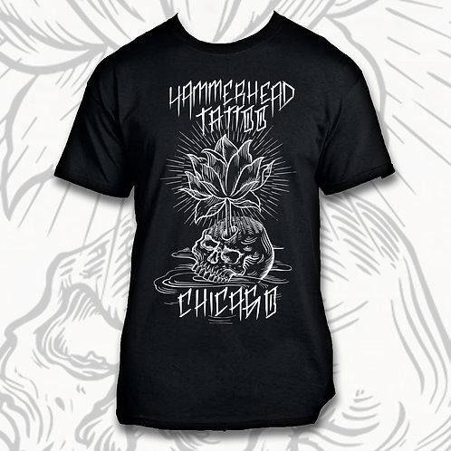 HAMMERHEAD Lotus Skull