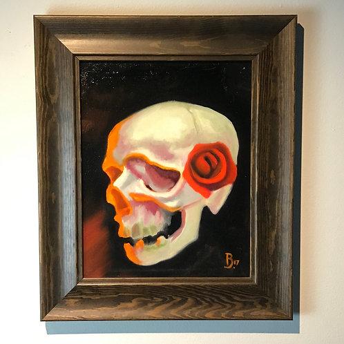 Glow Skull Study