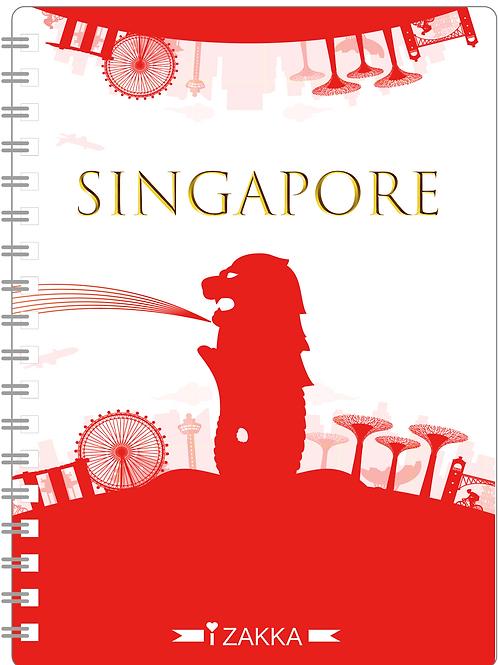 izakka Ring Notebook Singapore