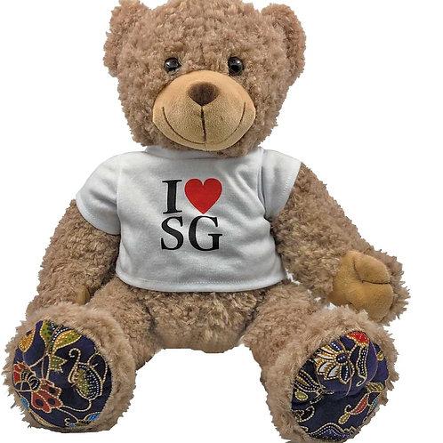 Singapore memory bear