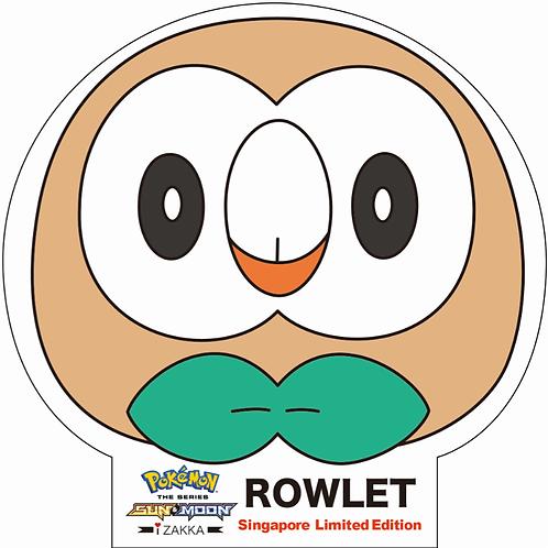 Pokémon Facemask ROWLET