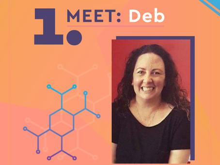 Living with MSA: Deb