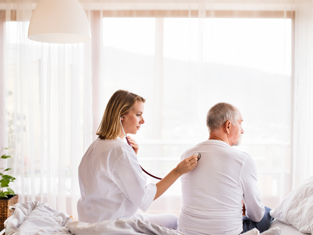 Pneumonia Care in Home Health