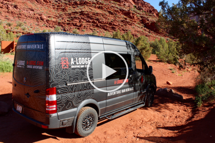 A-Lodge Hotel In Boulder, CO. Presents The Travel Anecdote For Summer 2020: Adventure Vans
