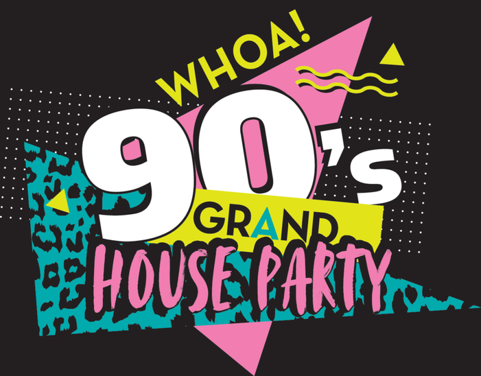 "Joey Lawrence Returns to Vegas on NYE To Host ""90's Grand House Party"" at the Downtown"