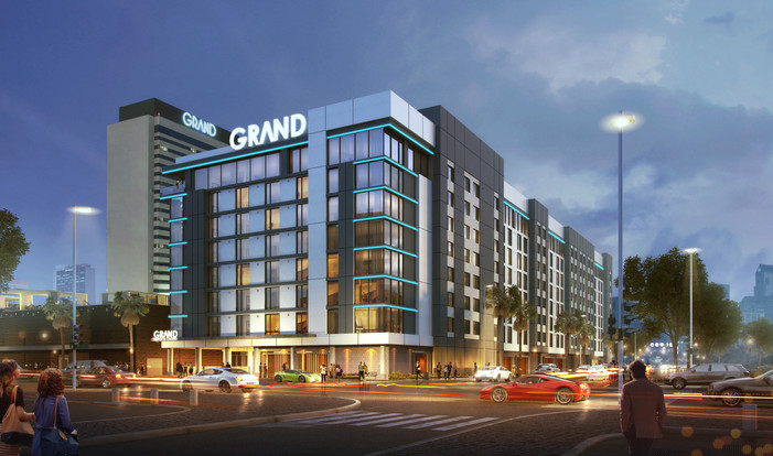 The Downtown Grand Hotel & Casino Las Vegas Announces New Hotel Tower