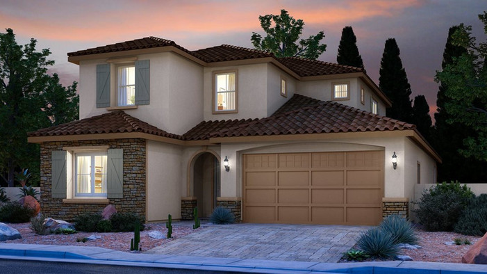 Hawthorne By Lennar Homes Debuts at Skye Canyon