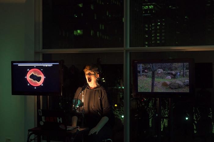 Rogers Art Loft Welcomes Visual Artist Meghan Moe Beitiks to Vegas for Hybrid Artist-In-Residency
