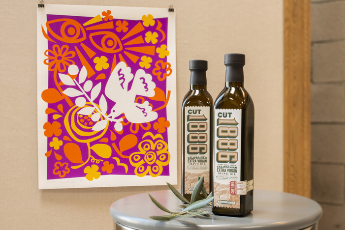 Cut 1886 California Olive Oil From Bel Lavoro Announces The Launch of Arts Initiative: Artful Harves