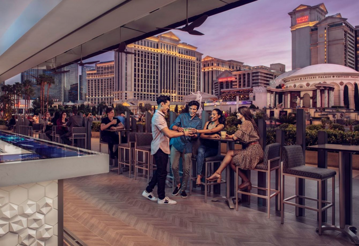 The Most Integrated and Experiential Bar, Re:Match, Now Open at The LINQ Experience + Casino