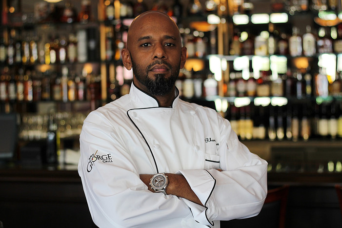 Chef Rhori Kow Commands The Line as New Executive Chef of Triple George Grill