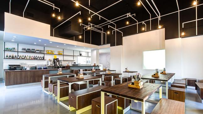 Ozu East Kitchen