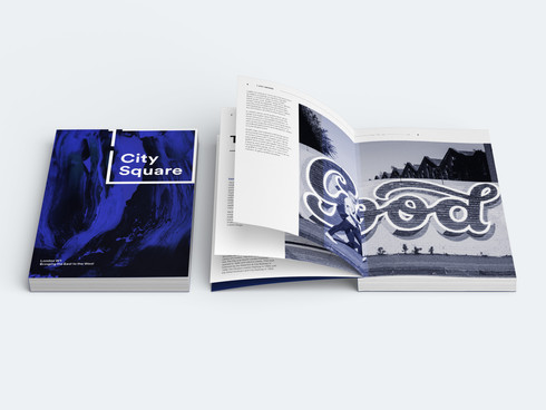1 City Square print book