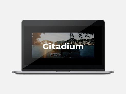 Citadium presentation