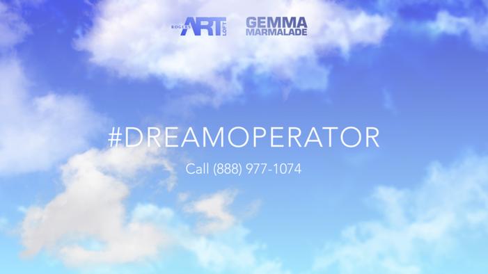 Artist Gemma Marmalade Returns with DREAM OPERATOR –An Interactive, Telephonic Performance Art Expe