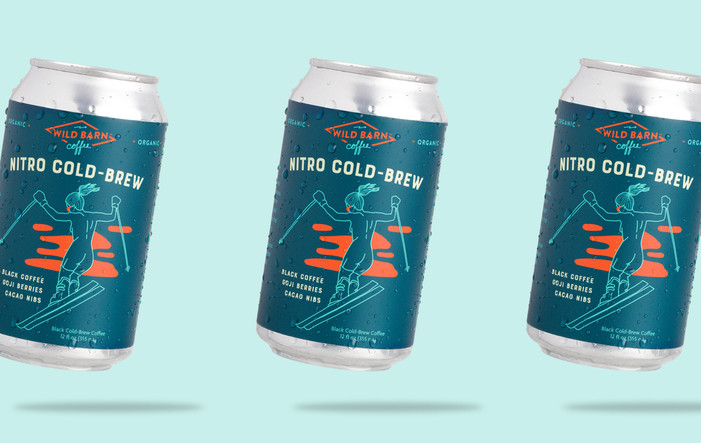 Wild Barn Coffee Introduces A High-Altitude Attitude In A Can Of Nitro Cold-Brew Coffee