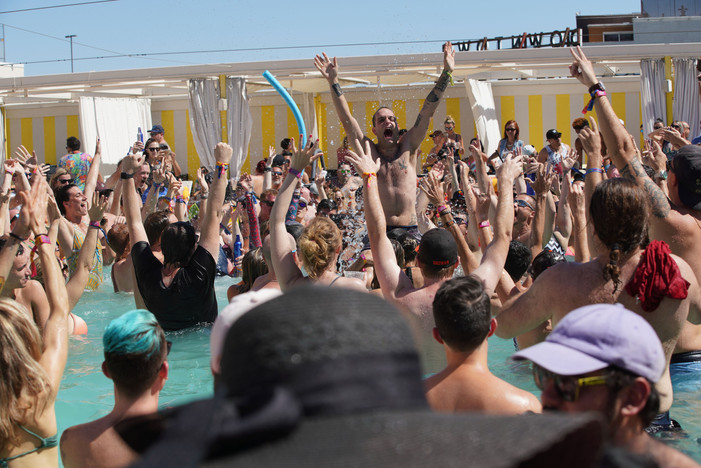 Downtown Grand + Life is Beautiful Announce Lineup for Official Pool Party Concerts