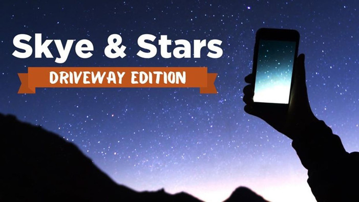 Skye Canyon Presents: Skye & Stars (Driveway Edition)  On World Astronomy Day, May 2, 2020