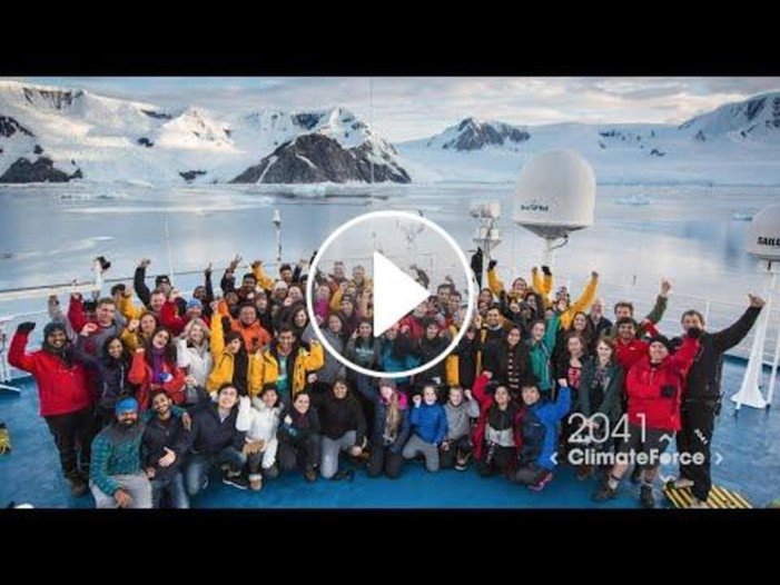 Polar Carbon Negative Initiative (PCNI) to be Key to Upcoming 2041 ClimateForce Antarctica Expeditio
