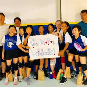 2019 Girls Volleyball Season Starts