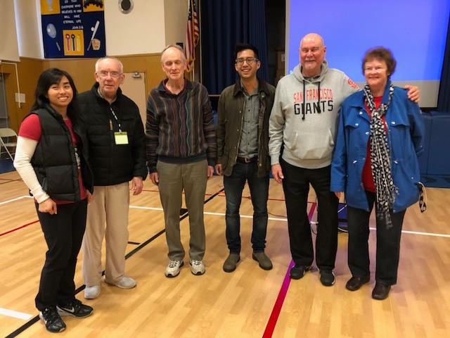 Ms. Lau, Mr. Morris, Mr. Holt, Stuart Woo, Mr. Jacob, and Ms. Sandvik