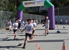 Amazing First WPL Fun Run!