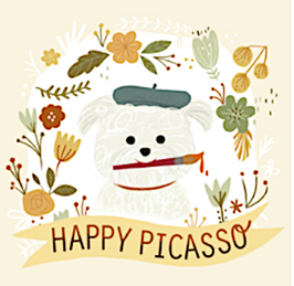 Happy Picasso