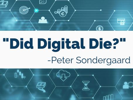 Did Digital Die?
