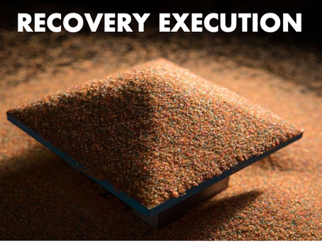 Recovery Execution leads to Digital Acceleration