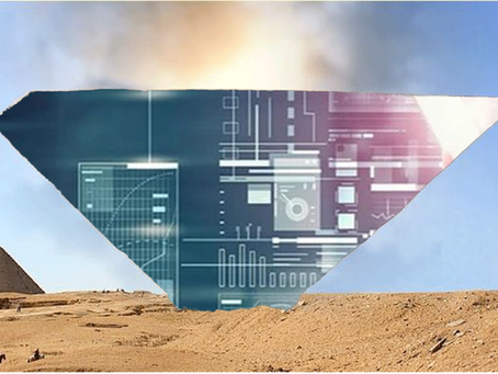 Turning the Digital Pyramid Upside Down
